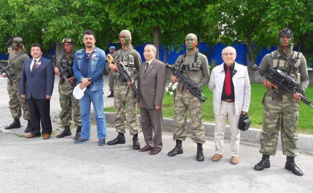 Jandarma teşkilatının 177'inci kuruluş yıldönümü